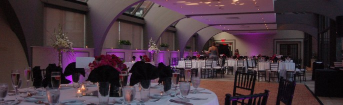 Millennium Bostonian Hotel Wedding Uplighting