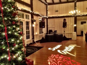 Concord Country Club Holiday themed party
