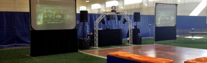 Video Projection Screens, Djs, Massachusetts, Uplighting, Photo Booth